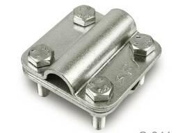 Затискач для стержня діаметром 16 мм та дроту/полоси (С-041)