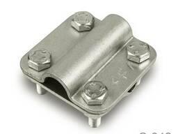 Затискач для стержня діаметром 16 мм та дроту/полоси (С-042)