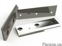 Заточка строгальных/фуговальн. ножей, сменных HM/HSS пластин