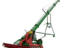 Завантажувач сівалок-протруювач ЗС-40 ЗС-50 зерно навантажув - фото 6