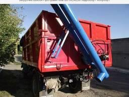 Завантажувач сівалок ЗС30-50 протруйник Протруювач шнековий