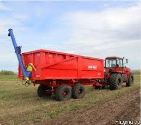 Завантажувачі сівалок ЗС-30-50 з протруювачами насіння