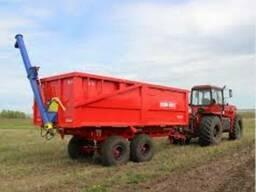 Завантажувачі сівалок ЗС-30-50 з протруювачами насіння - фото 1