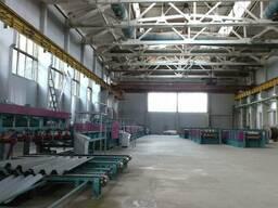 Завод металлоконструкций и несущих профилей