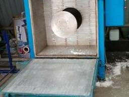 Завод, обладнання, лінія по виробництву листового пінопласту