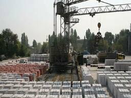 Завод по производству силикатного кирпича