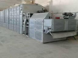 Завод по производству сухофруктов (сушка)