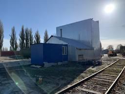 Завод по производству жидких удобрений (КАС, ЖКУ)