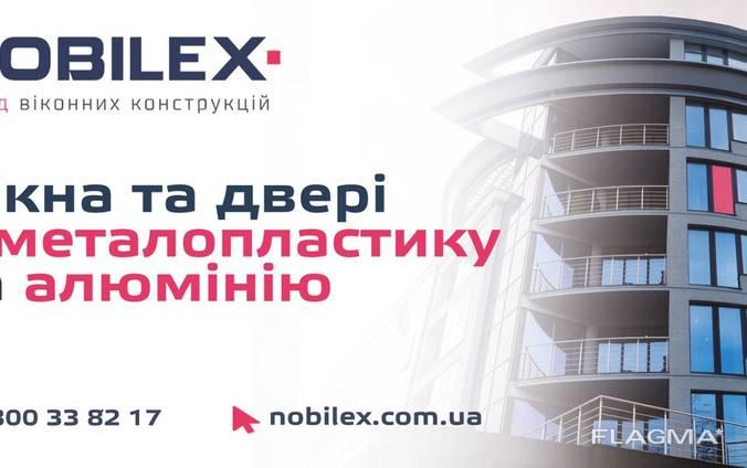 Завод оконных конструкций Nobilex