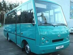 «ЗАЗ» А07А12 Приміський автобус