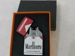 Зажигалка электроимпульсная Marlboro ZGP 21