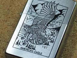 Зажигалка Zippo American EAGLE 1995 год выпуска раритет