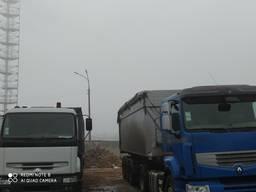 Здам в оренду вантажний транспорту вантажопідйомністю до 24 тонн