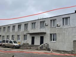 Здание 1.070 метров ул. Локомотивная