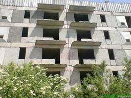 Здание, недострой под разборку, демонтаж.