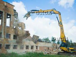 Здание под разборку на строительные материалы