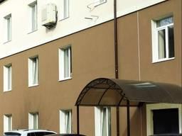 Здание в центральной части города