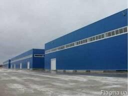 Здания и помещения под использование склад и производство.