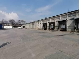 Здаються склади 2800 м2 вул. Краснопільська