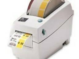 Zebra LP2824 принтер этикеток, термопринтер штрих кода
