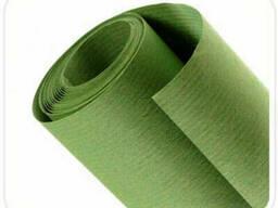Зеленая крафт бумага в рулоне (двусторонняя, 70 г/м2)