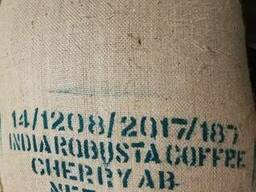Зеленый кофе в зернах