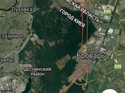 Земельный участок 10 соток в ВИП-поселке под Киевом
