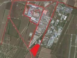 Земельный участок 14, 55 га 6 км Овидиопольской трассы