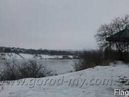 Участок 10 соток на берегу реки Самара - Новоселица