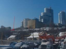 Земельный участок под высотное строительство. Район ЖК Панорама