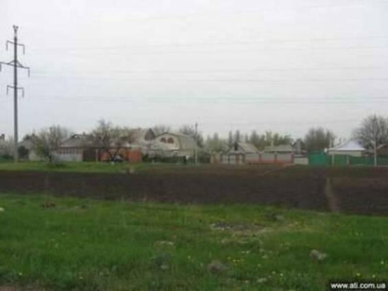Земельный участок продам в Краматорске