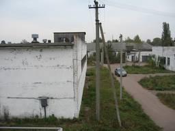Помещения с земельным участком г. Мена