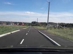 Земельный участок с. Святопетровское