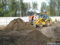 Земляные работы любой сложности в Харькове