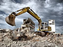 Земельные работы, демонтаж, только большие обьемы!