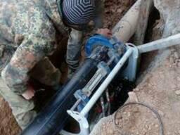 Земляные работы монтаж водопровода