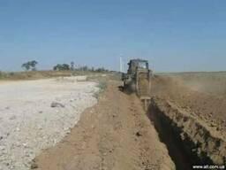 Земляные работы, рытье траншей
