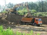Земляные работы, рытьё траншей, котлованов, планировка, трам - фото 3