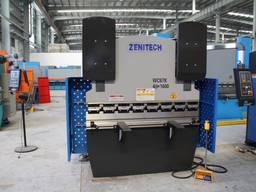 Zenitech 2500 мм 63 тонн Листогиб гидравлический c ЧПУ Пресс