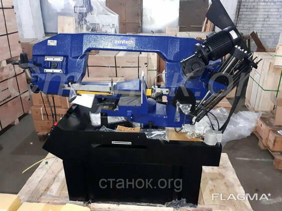 Zenitech BS 355 напівавтоматичний стрічкопильний верстат по металу ленточнопильный. ..
