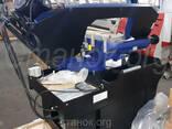 Zenitech BS 355 напівавтоматичний стрічкопильний верстат по металу ленточнопильный. .. - фото 4