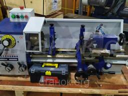 Zenitech WM (MD) 250 G-500 Токарный станок по металлу (механика) поперечная подача. ..