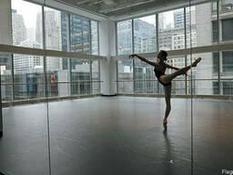 Зеркала для балетных классов