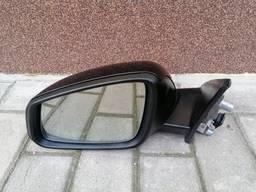 Зеркала заднего вида левое/правое (5 контактов, цвет 475) BMW X1 F48