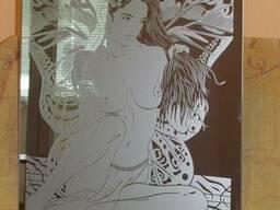 Зеркальная картина Фея