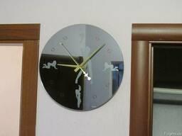 """Зеркальные часы """"Соблазн"""" - фото 3"""