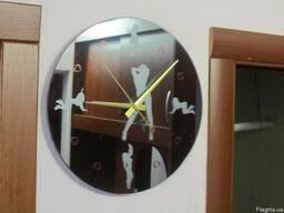 """Зеркальные часы """"Соблазн"""" - фото 5"""