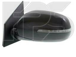 Зеркало боковое Kia Rio (10-11) левое электрическое
