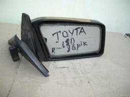 Зеркало боковое Toyota Corolla (1986г)