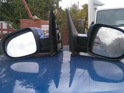 Зеркало левое правое Рено Renault Clio III 2005-2012